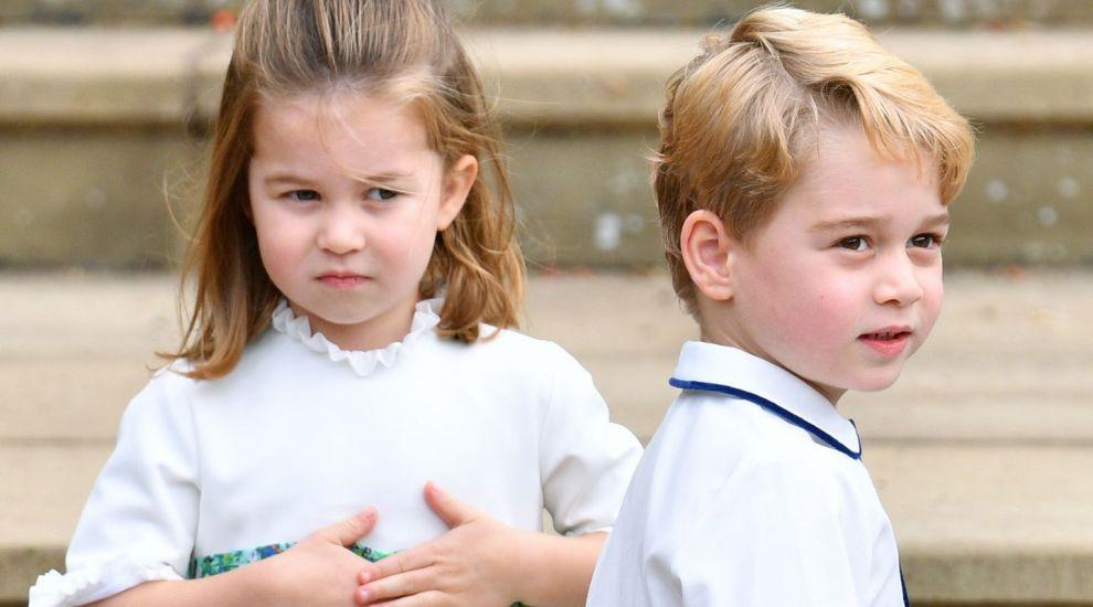 Talentul moștenit de prințul George de la bunica sa, Lady Diana