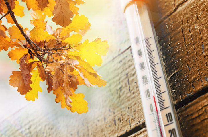 VIDEO Temperaturile, în scădere