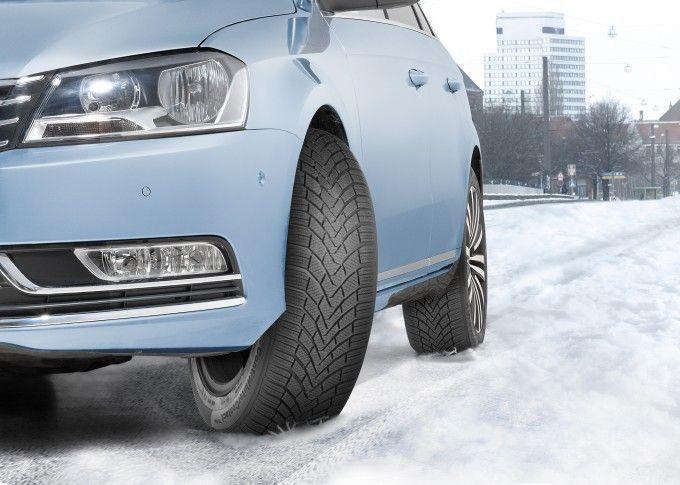 VIDEO Cum alegem anvelopele de iarnă
