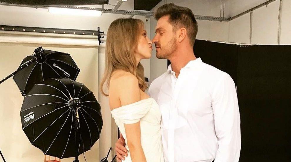 VIDEO Soția lui Bogdan Vlădău i-a cucerit pe italieni