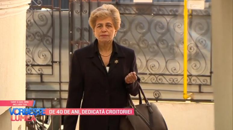 VIDEO Sabina Bunea, de 40 de ani este dedicată croitoriei