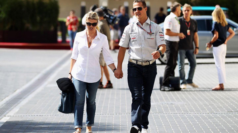 Soţia lui Schumacher, dezvăluiri despre starea soţului ei! De la accident încoace, familia nu a vorbit despre fostul pilot!