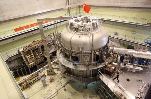 YODA.RO: Cercetătorii sunt foarte aproape să obțină energie nelimitată prin fuziune nucleară