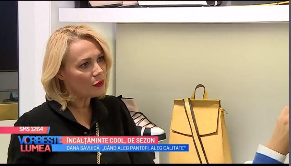 VIDEO La shopping cu Dana Săvuică