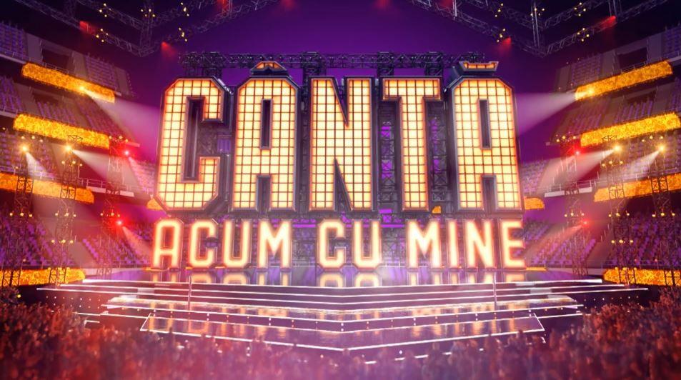 """Încep preselecțiile pentru """"CÂNTĂ acum cu mine"""", show-ul de divertisment cu 100 de jurați specialişti în muzică"""