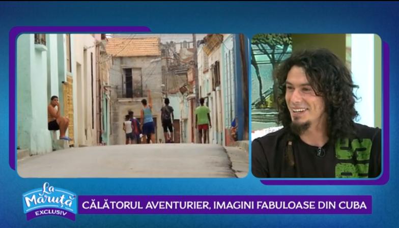 VIDEO Bogdan Veselovski, povestiri din Cuba