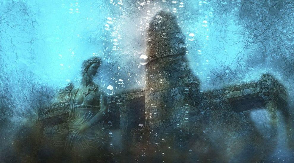 YODA.RO: Au descoperit Atlantida? Ruinele unui oraș fabulos, identificate sub ape