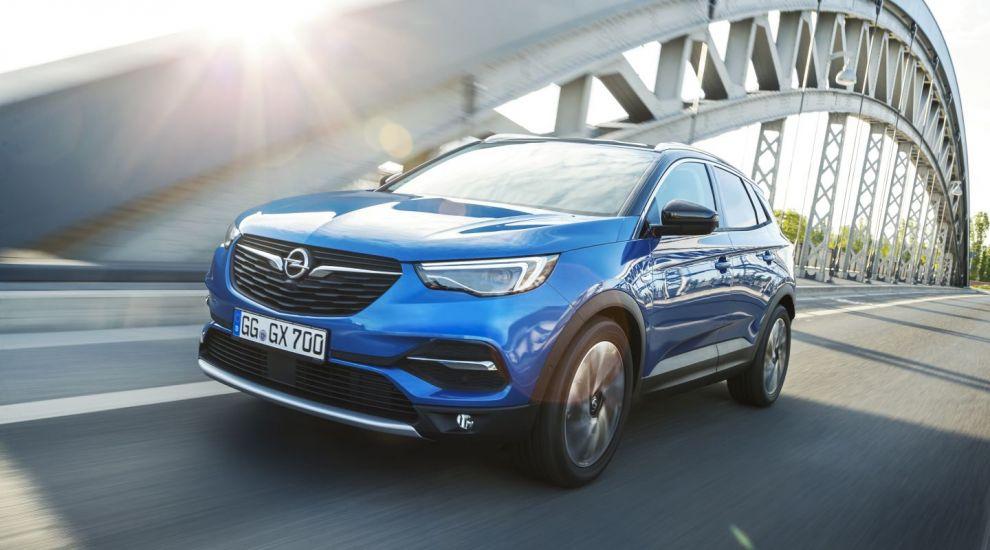 Opel Grandland X, SUV-ul german practic și confortabil