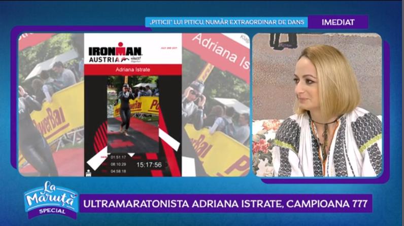 VIDEO Performanța uriașă realizată de campioana Adriana Istrate