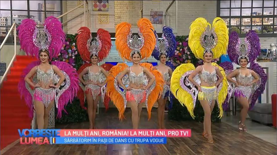 """VIDEO De 1 decembrie sărbătorim în pași de dans cu """"Trupa Vogue"""""""