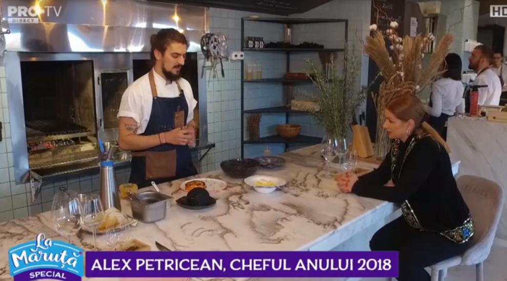 VIDEO Alex Petricean, cheful anului 2018