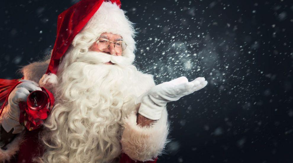 VIDEO Moș Crăciun a început împărțirea cadourilor