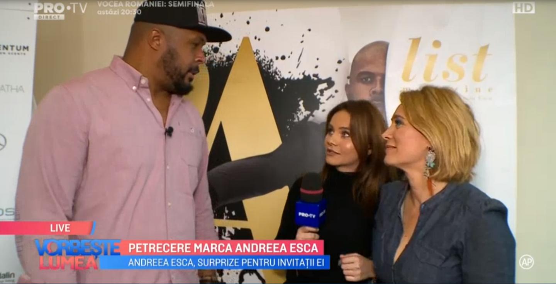 """VIDEO Petrecere marca Andreea Esca. Cum s-a desfășurat evenimentul """"Alist"""""""
