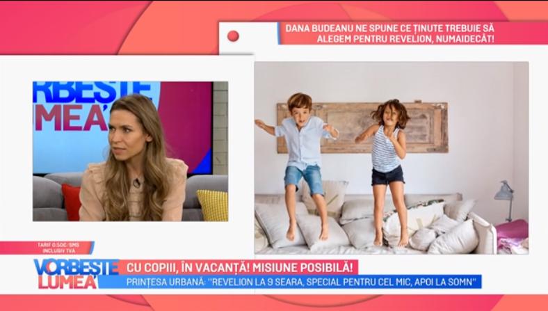 VIDEO Prințesa Urbană ne dezvăluie care sunt cadourile interactive pentru copii