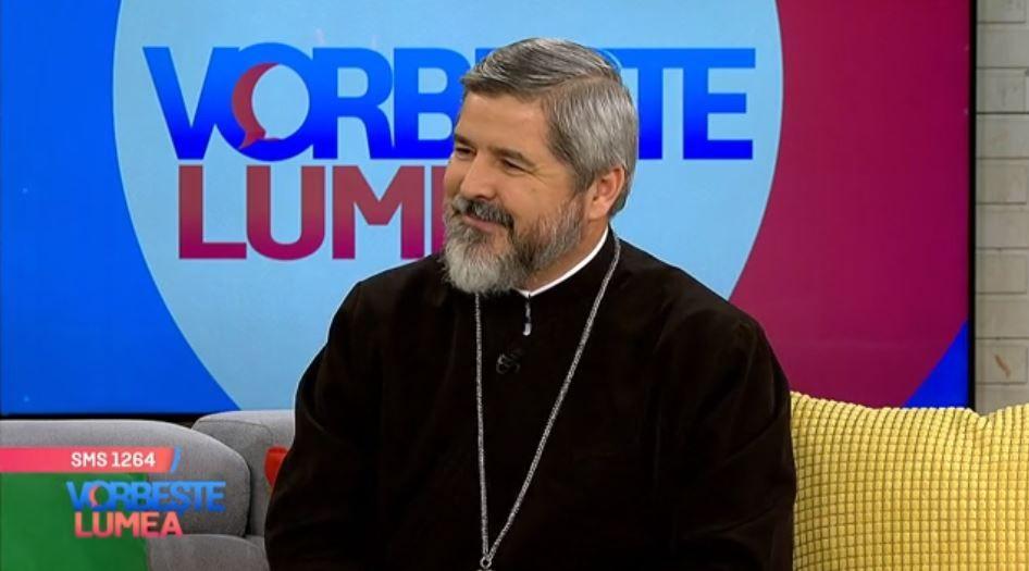 VIDEO Părintele Vasile Ioana ne spune care sunt cele șapte trepte către fericire