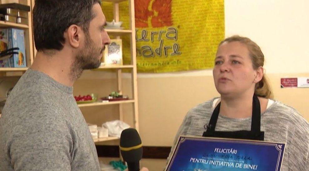 A primit o finanțare de 10.000 de euro pentru a-i învăța pe români să mănânce sănătos