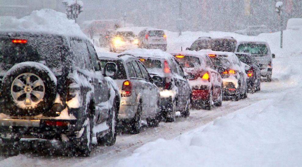 VIDEO Situația drumurilor din România. Care sunt zonele cu circulație oprită