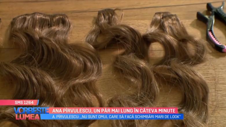 VIDEO Un păr mai lung în câteva minute