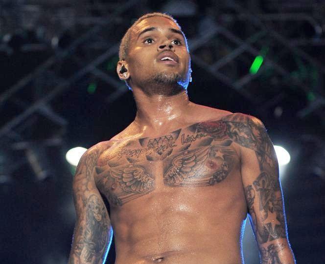 Chris Brown a fost eliberat din închisoare
