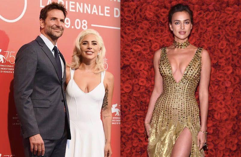 Presa mondenă internațională: Bradley Cooper ar fi părăsit-o pe Irina Shayk pentru Lady Gaga