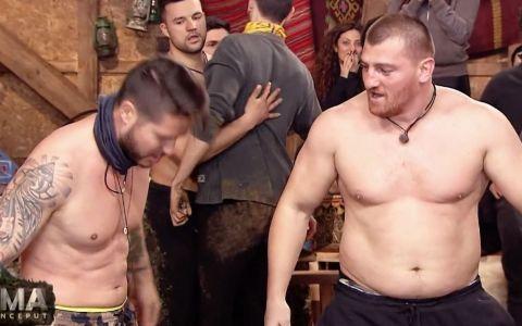 """Cătălin Moroșanu, show ca în ring la FERMA: """"Am tras tare, am zis ori la bal ori la spital"""""""