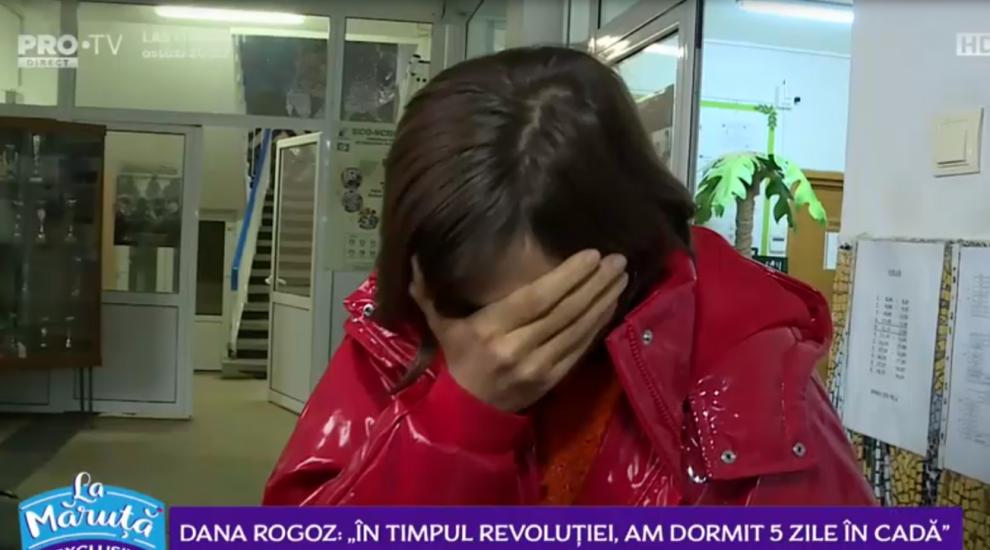 "VIDEO Întoarcerea acasă. Dana Rogoz redevine ""Abramburica"""