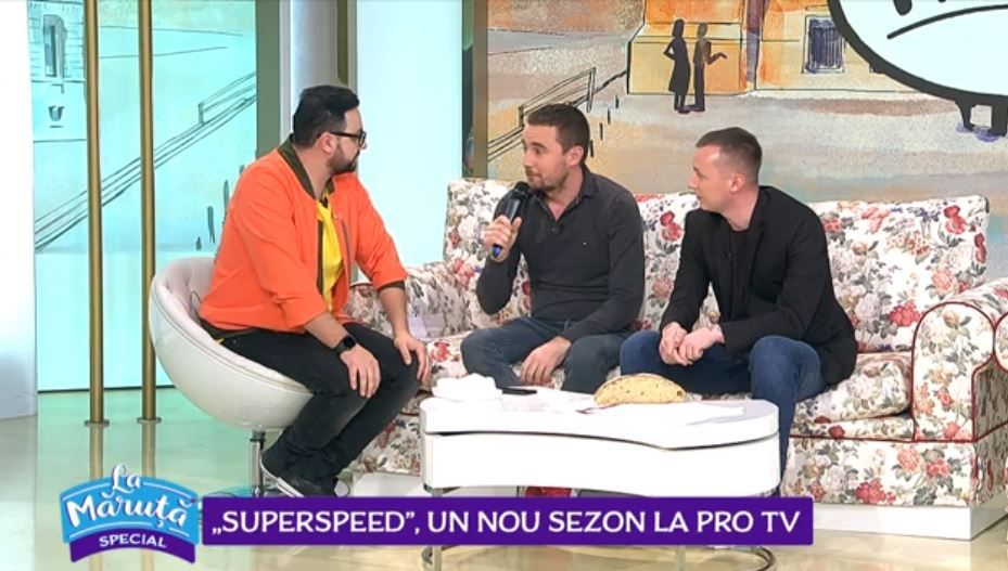 "VIDEO ""Superspeed"" revine cu un nou sezon la PRO TV!"