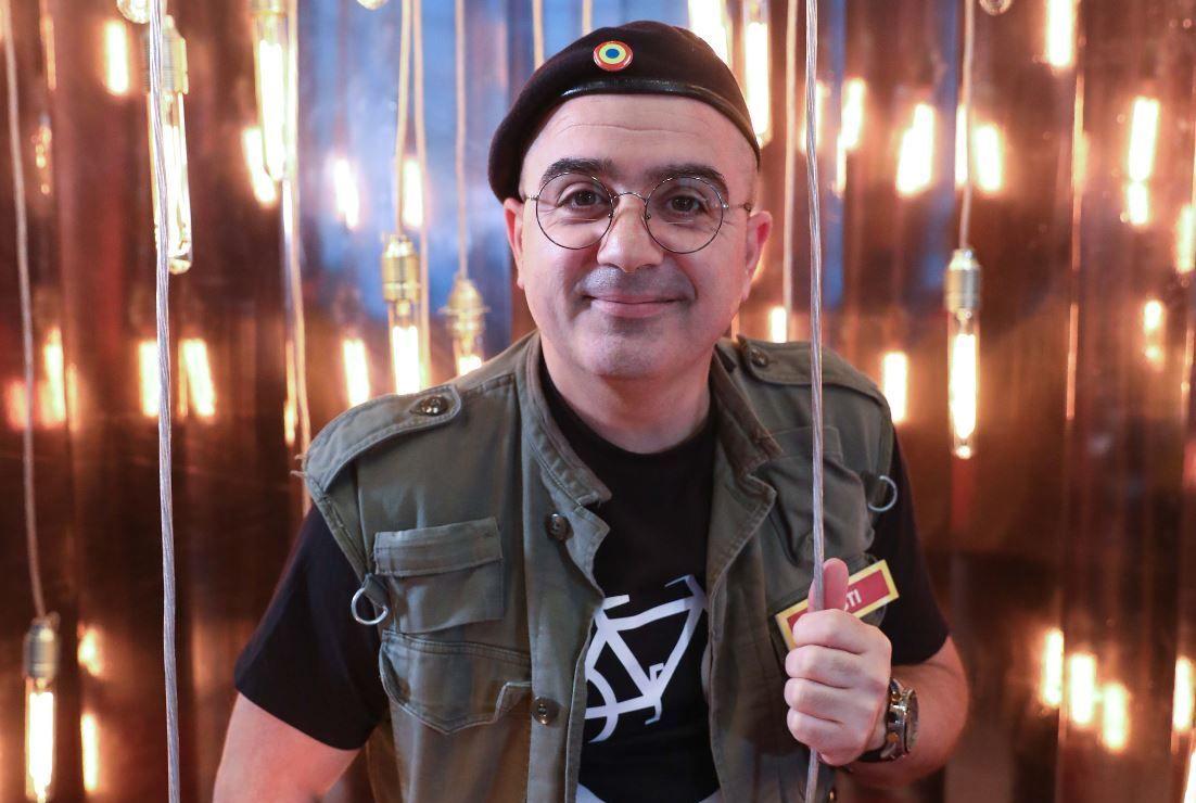 """Cristi Dumitrașcu: """"Cântă acum cu mine e una dintre producțiile TV care luptă cu prejudecățile"""""""