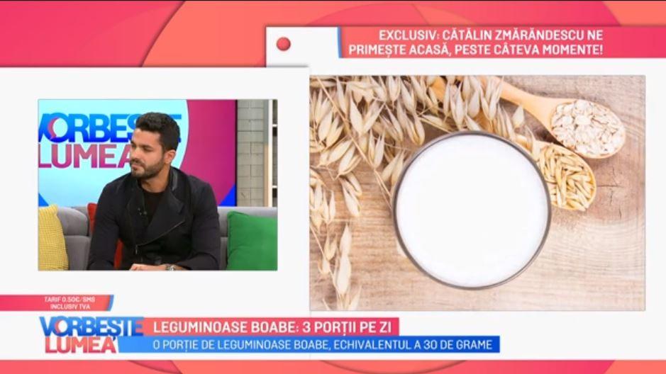 VIDEO  Mario Popescu ne dezvăluie care sunt cele 12 alimente pe care trebuie să le consumăm zilnic pentru o sănătate de fier