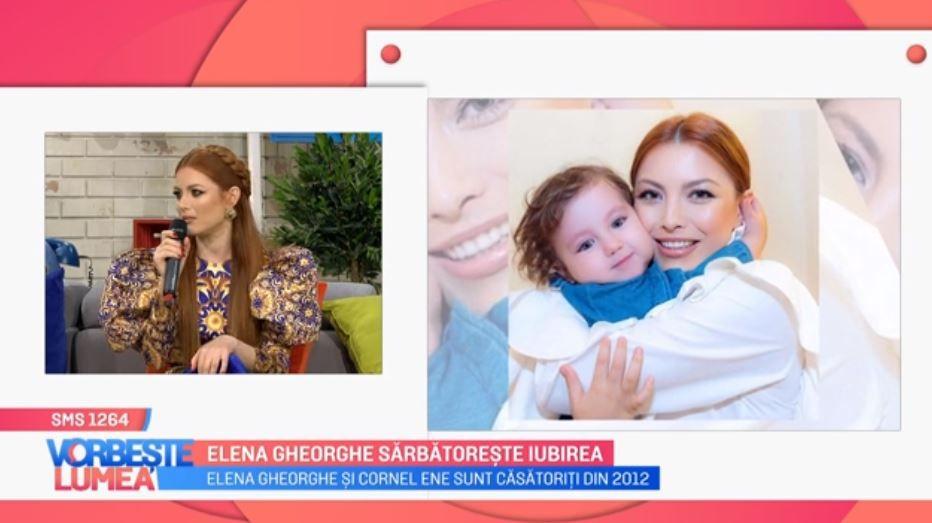 VIDEO Elena Gheorghe, dezvăluiri despre familie