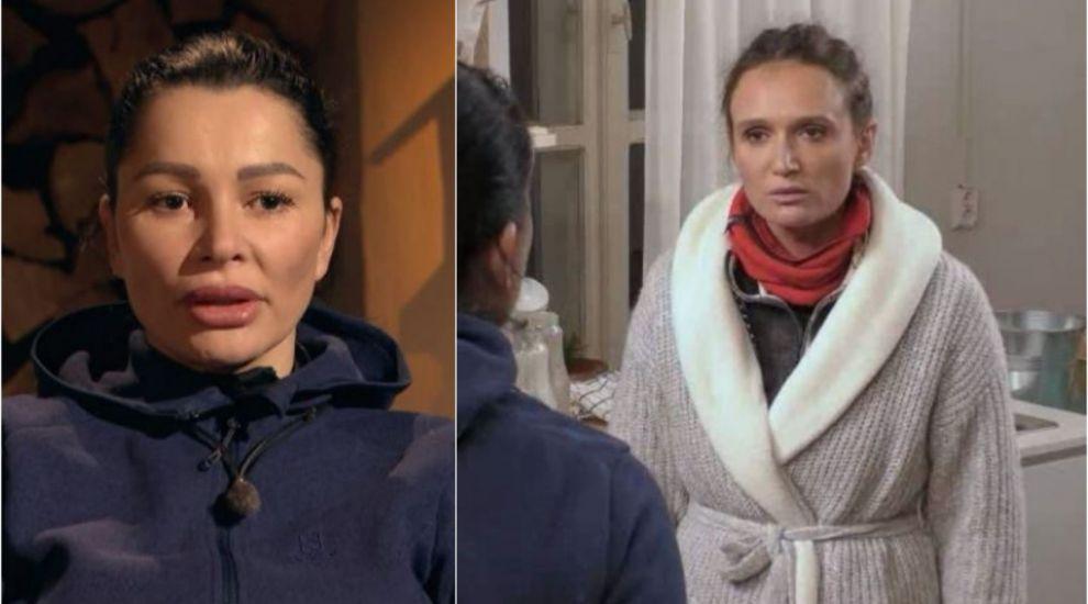 """Cearta serii la FERMA. Brigitte Năstase vs. Carmen Negoiță: """"Nu răstălmăci Biblia și nu fi perversă!"""""""