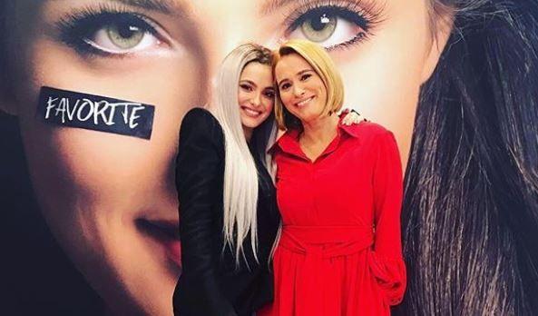 VIDEO Alexia Eram, lansare în industria frumuseții