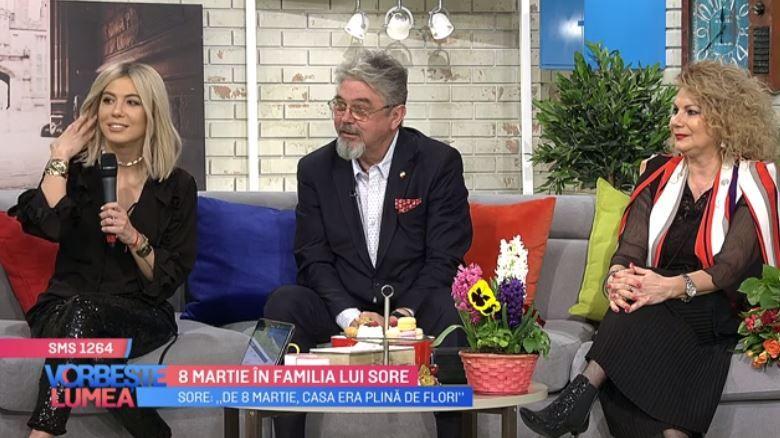 VIDEO Cum arată ziua de 8 martie în familia lui Sore