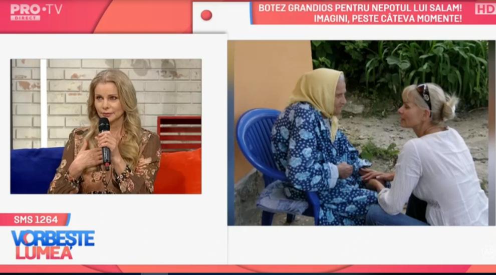 VIDEO Secretele Anastasiei Lazariuc, moștenite de la mama sa