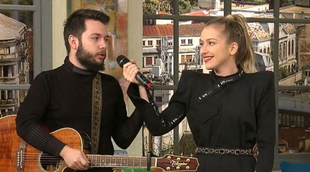 VIDEO Ester Peony, reprezentanta României la Eurovision, e gata să cucerească Europa