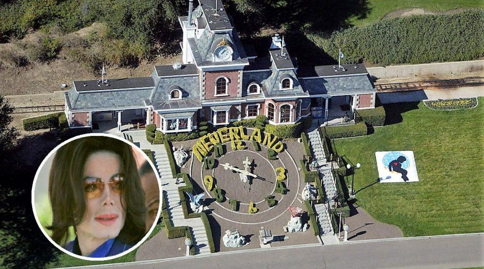 Neverland, reședința horror a lui Michael Jackson, scoasă la vânzare la un preț de trei ori mai mic