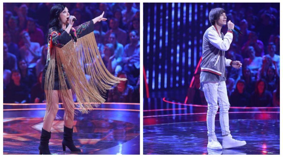 Cânta acum cu mine, a treia ediție:Serban Radu Gabriel vs. Ecaterina Cojocaru