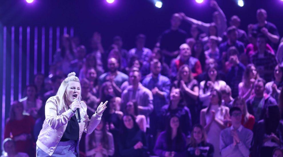 Cântă acum cu mine, ediția numărul 5: Alexandra Stanciu