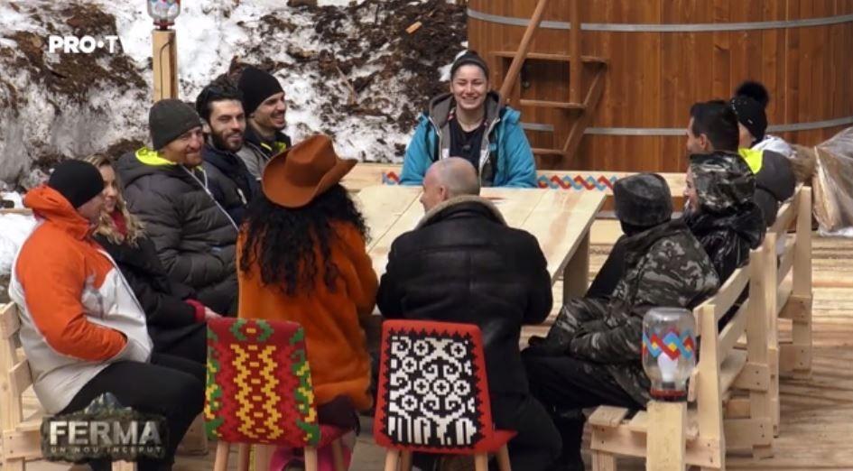 Geanina Ilieș a desemnat un fermier al săptămânii, însă alegerea concurenților este cu totul alta