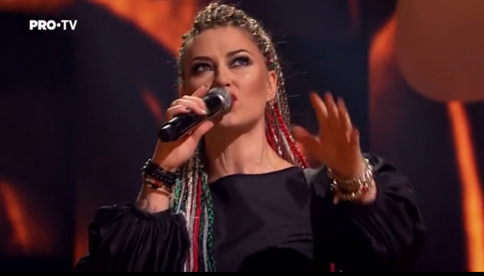 Cântă acum cu mine, ediția numărul 6: Ana Maria Telefca