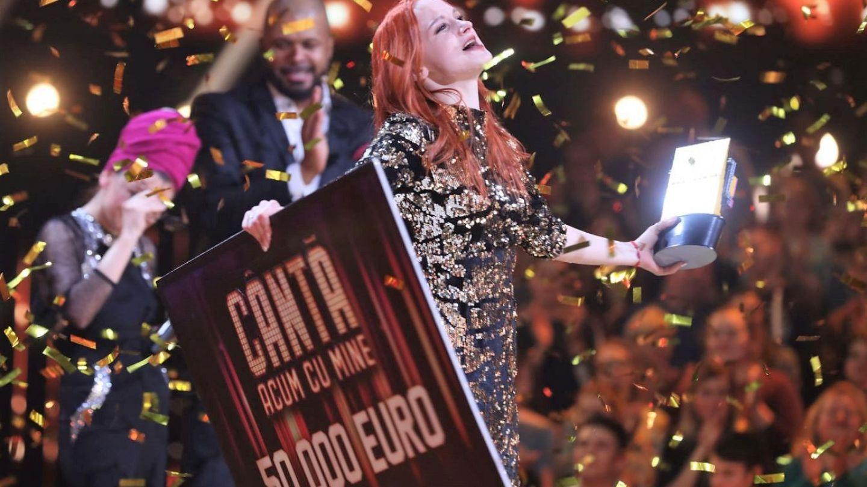 """Ludmila Danilceac, câștigătoarea primei ediții Cântă acum cu mine: """"Nu-mi vine să cred"""""""