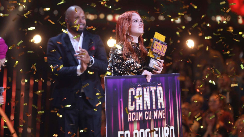 Ludmila Danilceac a câștigat finala Cântă acum cu mine!