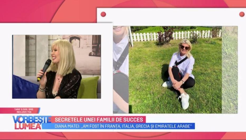 Diana Matei și Marian Cleante, povești din vacanță