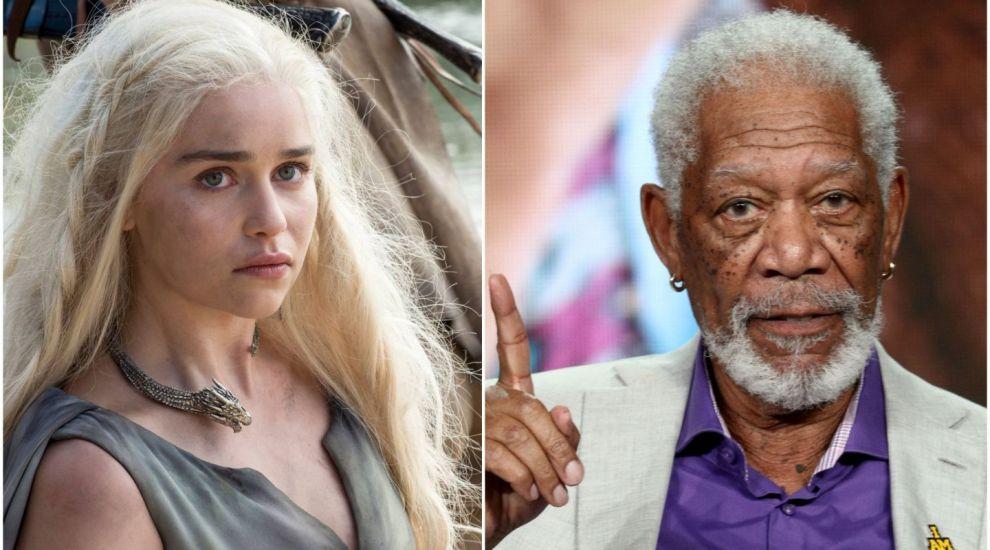 """""""Urzeala tronurilor"""", în viziunea lui Morgan Freeman. Cel mai amuzant rezumat al serialului"""