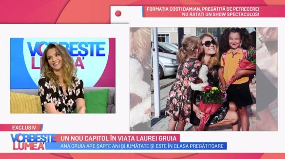 Laura Gruia, fosta soție a lui Mihai Gruia, face dezvăluiri.  Cum i s-a schimbat viața de la divorț