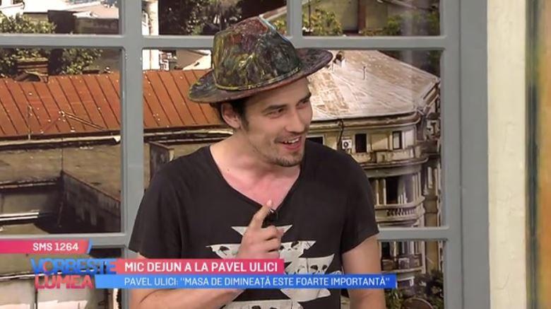 VIDEO Mic dejun alături de Pavel Ulici