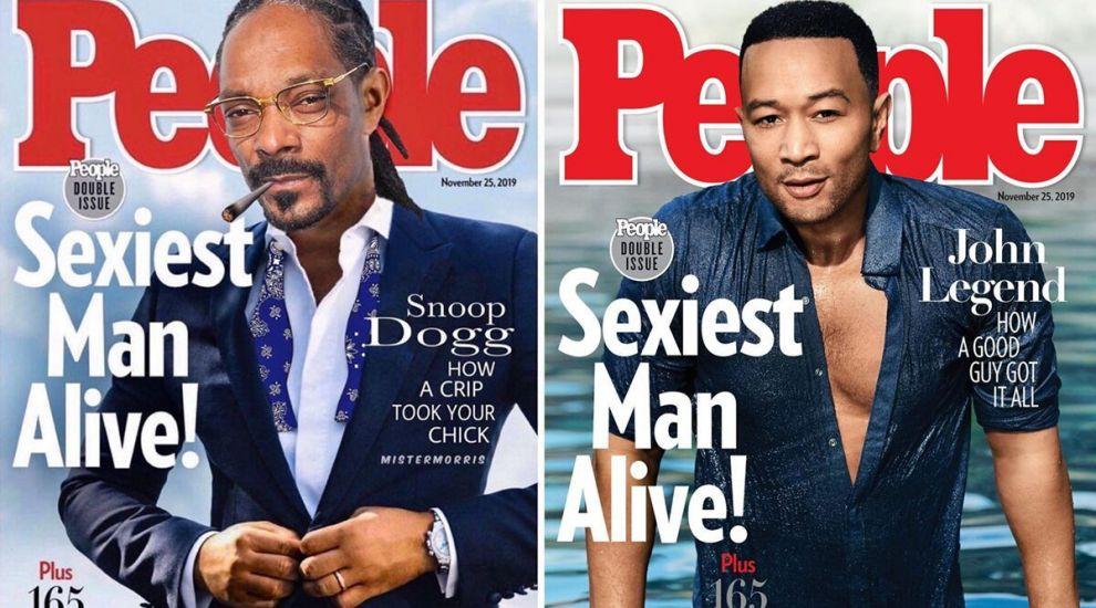 Snoop Dogg s-a autointitulat cel mai sexy bărbat în viață, la câteva zile după ce John Legend a primit această onoare