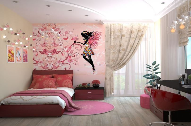 (P) Cum influențează culorile din dormitor starea de spirit a copilului