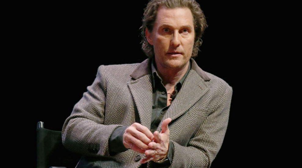 """Matthew McConaughey a dezvăluit în autobiografia """"Greenlights"""" că a fost abuzat sexual în adolescenţă"""