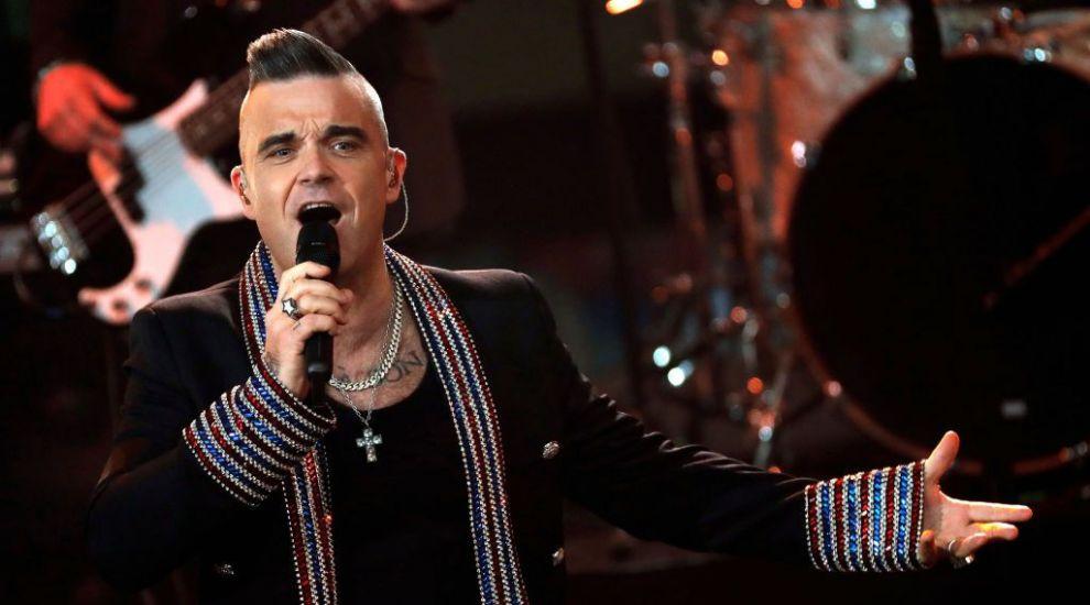 Robbie Williams, infectat cu coronavirus! Artistul s-a izolat în St. Barts, insula celebrităților